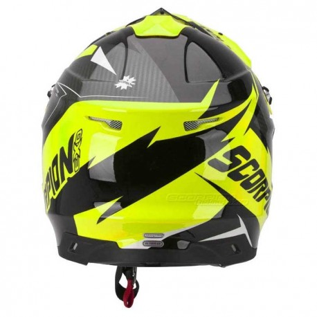 Casque cross Scorpion Exo VX-15 EVO AIR
