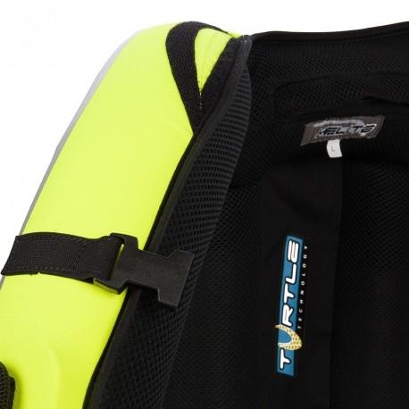 Gilet Airbag Helite TURTLE HI-VIS