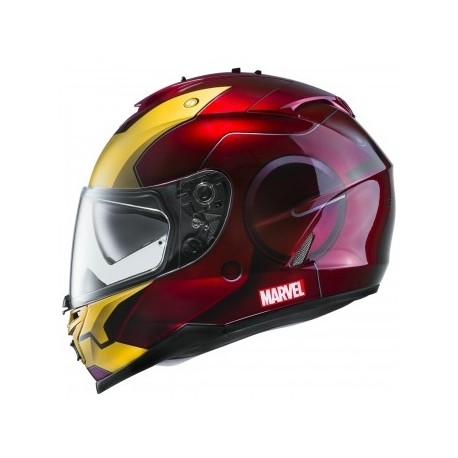 Casque Hjc IS17 IRONMAN
