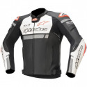 Blouson ALPINESTARS Missile IGNITION Black/White/Red