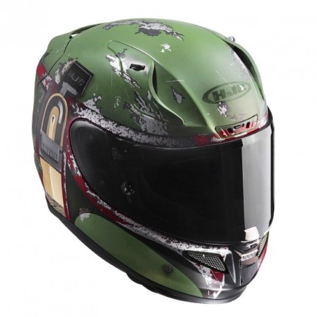Casque RPHA 11 STAR WARS BOBA FETT
