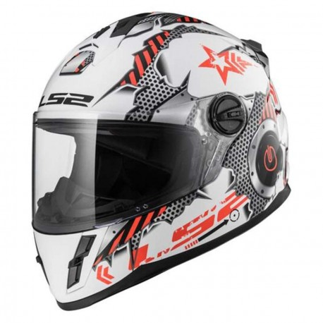 Casque LS2 FF392 Enfant MACHINE