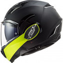 Casque LS2 VALIANT 2 HAMMER Black / yelllow