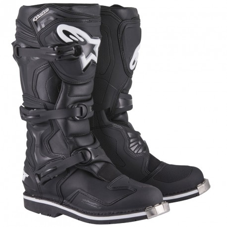 Bottes cross Alpinestars TECH 1 BLACK 2017