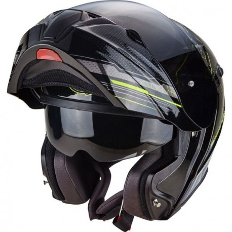 Casque Scorpion Exo EXO-920  SATELLITE
