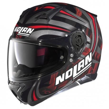 Casque Nolan N87 LEDLIGHT N-COM