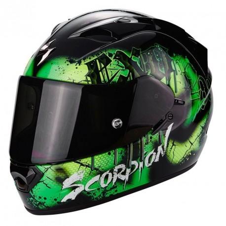 Casque Scorpion Exo EXO-1200 AIR - TENEBRIS