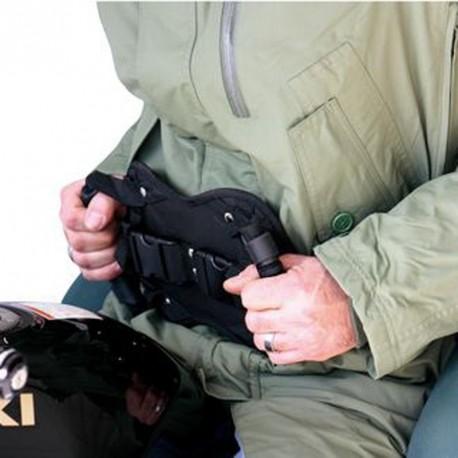 Poignées de maintien  avec ceinture pilote CHAFT