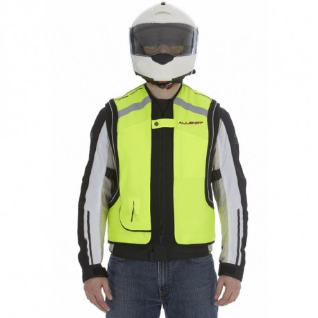 GILET AIRBAG AIR V2 FLUO 2XL