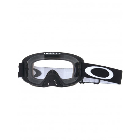 MASQUE OAKLEY O2 MATTE BLACK INCOLORE