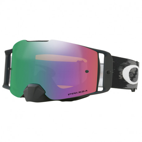 MASQUE OAKLEY FRONT LINE MATTE BLACK SPEED PRIZM