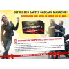 Carte cadeau Maxxess Horizon Moto