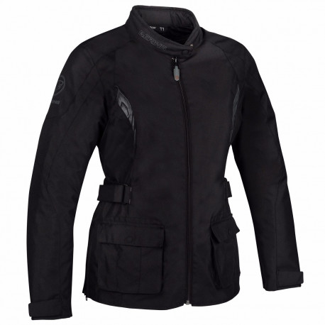VESTE LADY VIRGINIA NOIR T1