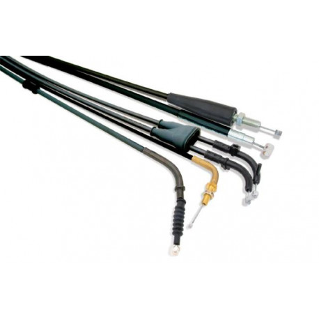 Câble de gaz tirage + retour BIHR Suzuki DR350/650 S/SE