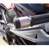 EMBOUTS DE GUIDON R&G RACING POUR APRILIA RS125 '-05,