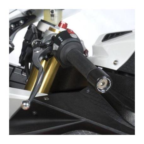 EMBOUTS DE GUIDON R&G RACING POUR BMW S1000RR '10