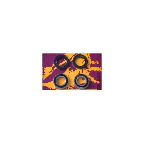 KIT ROULEMENTS DE ROUE AVANT POUR YAMAHA POUR YZ125/250 1996-97