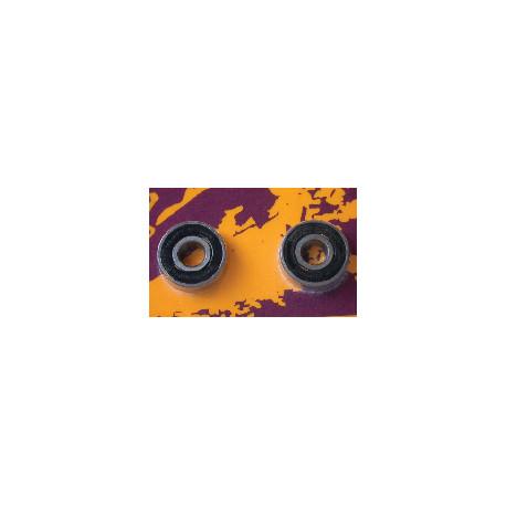 KIT ROULEMENTS DE ROUE AVANT POUR SUZUKI RM80 1990-01 ET RM85 2002-07