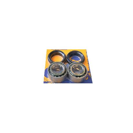 KIT ROULEMENTS DE ROUE AVANT POUR ARTIC CAT ATV250/300/400/500/500A 2000-04