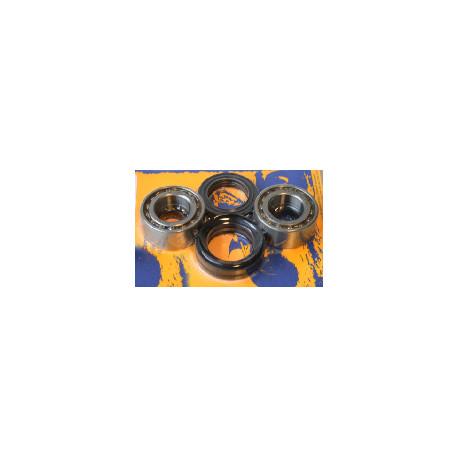 KIT ROULEMENTS DE ROUE AVANT POUR HONDA TRX400FX/500FA 1998-07 ET TRX4450S/ES FOREMAN 1998-04