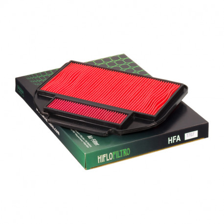 Filtre à air Hiflofiltro HFA1707 Honda VFR750F