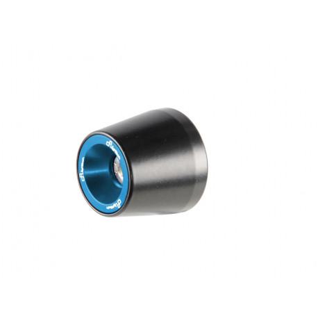 Embouts de guidon LIGHTECH cobalt Yamaha MT-09