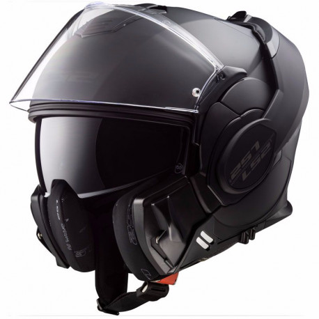 CASQUE LS2 FF399 - VALIANT - MATT BLACK LIMITED EDITION